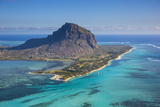 Le Morne Brabant Peninsula, Black River (Riviere Noire), West Coast, Mauritius Photographic Print by Jon Arnold