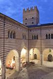 Italy, Italia Veneto, Verona District. Verona. Palazzo Della Ragione. Photographic Print by Francesco Iacobelli