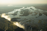 Victoria Falls, Zimbabwe/Zambia Photographic Print by Paul Joynson Hicks