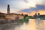 Italy, Italia Veneto, Verona District. Verona. Italy, Veneto, Verona District, Verona Photographic Print by Francesco Iacobelli