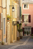 A Street in Cassis, Provence Alpes Cote D'Azur, Provence, France, Europe Photographic Print by Christian Heeb