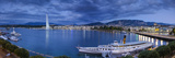 Jet D'Eau on Lake Geneva, Geneva, Switzerland Photographic Print by Jon Arnold