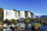 Brazil, Iguassu Falls National Park (Cataratas Do Iguacu), Devil's Throat (Garganta Do Diabo) Fotografiskt tryck av Michele Falzone