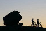 Slickrock Bike Trail, Moab, Utah, USA, (Mr) Photographic Print by Norbert Eisele-Hein