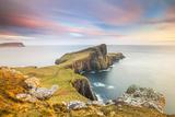 United Kingdom, Uk, Scotland, Inner Hebrides, the Cliffs of Neist Point Photographic Print by Fortunato Gatto