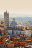 Italy, Tuscany, Siena District. Siena. Siena Cathedral. Photographic Print by Francesco Iacobelli