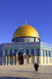 Temple Mount, Jerusalem, Israel, Middle East, Photographic Print by Neil Farrin