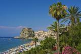 Scilla, Costa Viola, Calabria, Italy Photographic Print by Katja Kreder