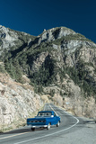 USA, Colorado, Between Silverton and Ouray, the Million Dollar Highway Part Photographic Print by Alan Copson