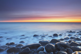 United Kingdom, Uk, Northumberland, Sunrise at Dunstanburgh Beach Photographic Print by Fortunato Gatto