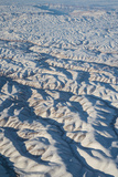 Aerial View over Helmand in Central Afghanistan Photographic Print by Jon Arnold