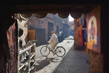 The Old Medina of Marrakech. Morocco Photographic Print by Mauricio Abreu