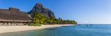 Beachcomber Paradis Hotel, Le Morne Brabant Peninsula, Black River (Riviere Noire), Mauritius Reproduction photographique par Jon Arnold