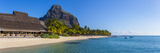 Beachcomber Paradis Hotel, Le Morne Brabant Peninsula, Black River (Riviere Noire), Mauritius Photographic Print by Jon Arnold