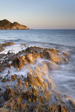 Italy, Sardinia, Cliffs of Southern Sardinia Photographic Print by Alessandro Carboni