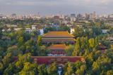 China, Beijing, Jingshan Park Photographic Print by Alan Copson