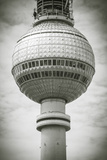 Fernsehturm, Alexanderplatz, Berlin, Germany Photographic Print by Jon Arnold