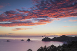 Hahei Beach at Sunrise, Coromandel Peninsula, North Island, New Zealand Photographic Print by Ian Trower