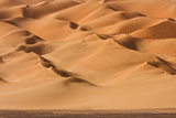 Algeria, Sahara, an Erg of Stellar Dunes Photographic Print by Roberto Cattini