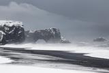 Iceland, South Iceland, Dyrholaey, Dyrholaey Headland Photographic Print by Salvo Orlando