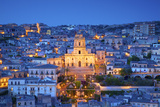 Cathedral of San Giorgio, Modica, Sicily, Italy Photographic Print by Neil Farrin