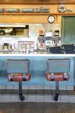 Howard Johnson Restaurant, Flagstaff, Arizona, Usa Photographic Print by Christian Heeb