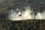 Victoria Falls, Zimbabwe/Zambia Fotografisk tryk af Paul Joynson Hicks