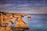Praia Da Marinha, Algarve, Portugal Photographic Print by Sabine Lubenow