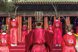 Cultural Performance in Period Costume, Beijing, China Photographic Print by Peter Adams