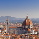 Italy, Italia. Tuscany, Toscana. Firenze District. Florence, Firenze. Duomo Santa Maria Del Fiore. Photographic Print by Francesco Iacobelli