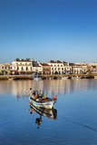 Rio Gilao, Tavira, Algarve, Portugal Photographic Print by Sabine Lubenow