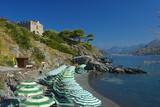 San Nicola Arcella, Calabria, Italy Photographic Print by Katja Kreder
