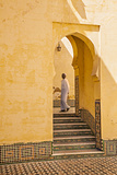 Morocco, Meknes, Interior of the Mosque Moulay Ismail Photographic Print by Andrea Pavan