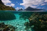 American Samoa, Manu'A Islands Archipelago, Ofu Island Photographic Print by Andrea Pozzi