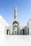 Oman, Muscat. Sultan Qaboos Grand Mosque Photographic Print by Matteo Colombo