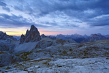 Italy, Veneto, Croda Di Toni Group Photographic Print by Samuel Pradetto