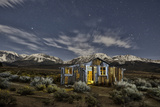 Abandoned Cabin Photographic Print by Christian Heeb