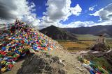 Yumbu Lakhang (Yungbulakang Palace), Lhoka (Shannan) Prefecture, Tibet, China Photographic Print by Ivan Vdovin