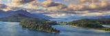 Argentina, Patagonia, Bariloche, Nahuel Huapi National Park, Llao Lllao Historic Hotel Fotografisk tryk af Michele Falzone