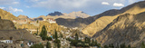 Lamayuru Village, Indus Valley, Nr Leh, Ladakh, India Photographic Print by Peter Adams
