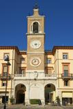 Piazza Tre Martiri, Rimini, Emilia Romagna, Italy Photographic Print by Katja Kreder