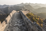 Great Wall, Jinshanling, Beijing, China Fotografie-Druck von Peter Adams