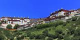 Ganden Monastery, Wangbur Mountain, Lhasa, Tibet, China Fotodruck von Ivan Vdovin