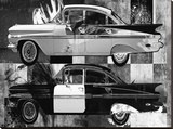 '59 IMPALA Stretched Canvas Print by Parker Greenfield