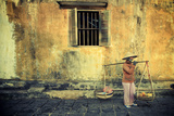 Vietnam, Quang Nam, Hoi an Old Town (Unesco Site) Photographic Print by Michele Falzone