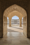 India, Uttar Pradesh, Agra, Agra Fort Photographic Print by Alex Robinson
