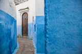 Morocco, Al-Magreb, Kasbah of the Udayas in Rabat Photographic Print by Andrea Pavan
