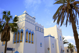 Art Deco Architecture, Sidi Ifni, Morocco, North Africa Photographic Print by Neil Farrin
