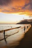 Rio De Janeiro, Ipanema Beach, Brazil Photographic Print by Karl Thomas