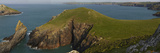 Rugged Cliffs at Rumps Point, Near Padstow, on the Atlantic Coast of Cornwall, England Photographic Print by Nigel Hicks